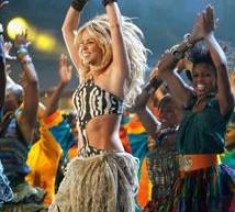 Shakira Campeona Mundial – Waka Waka