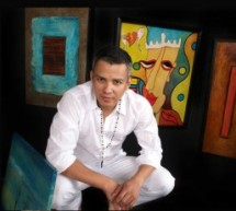 Edwin Gil, deja huella en la historia del arte colombiano, desde el exterior.