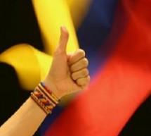 Los colombianos celebraron nuestra fiesta nacional el 20 de Julio