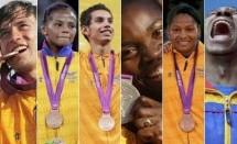 Colombia gana 8 medallas en los Olimpicos de Londres