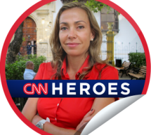 Colombiana en CNN Heroes