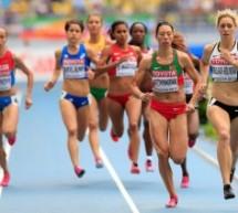 CALI – Mundial de Atletismo